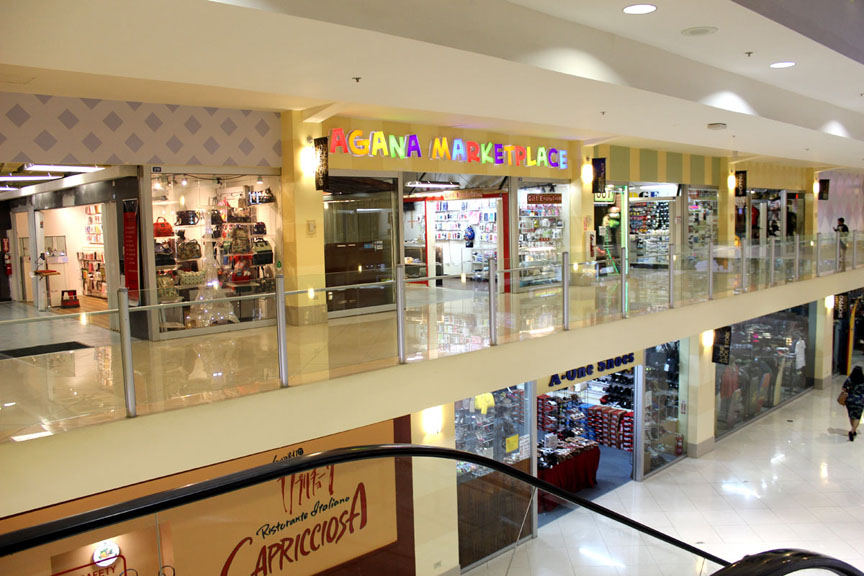 Leasing agana shopping center for Lin s jewelry agana guam