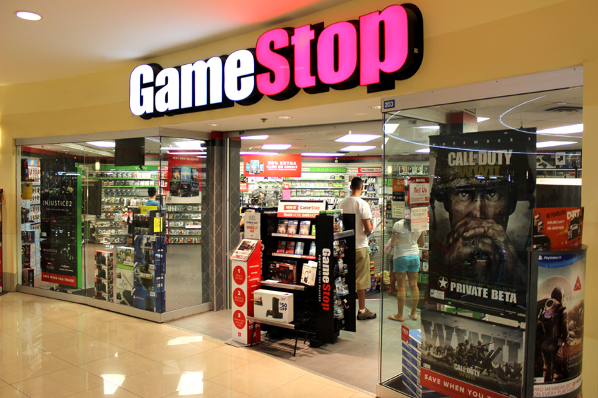 Gamestop manoa shopping center