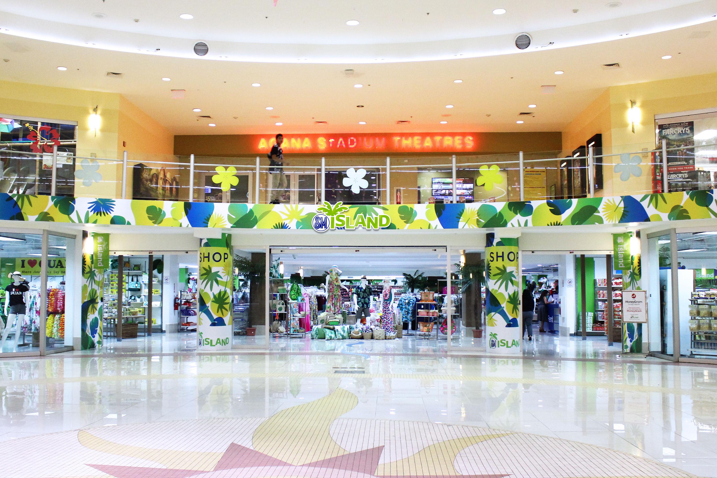 Fashion Island Shopping Center Restaurants