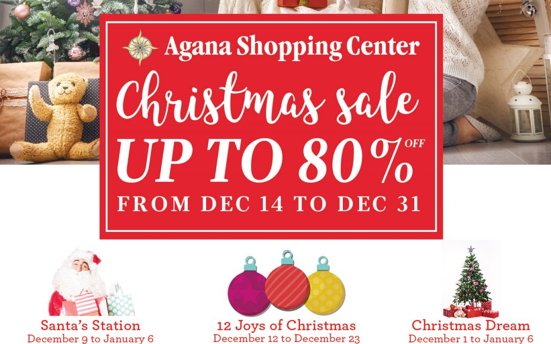 Mall Wide Christmas Sale