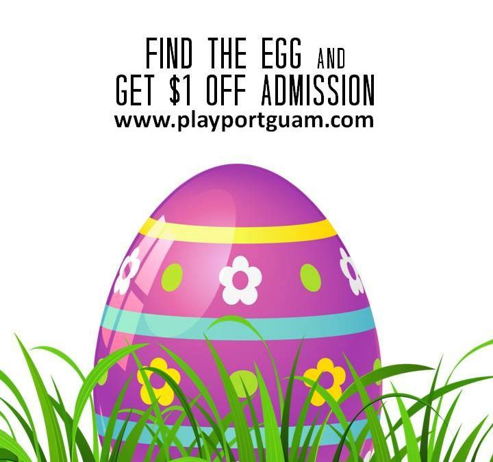 Playport – Find the Egg!