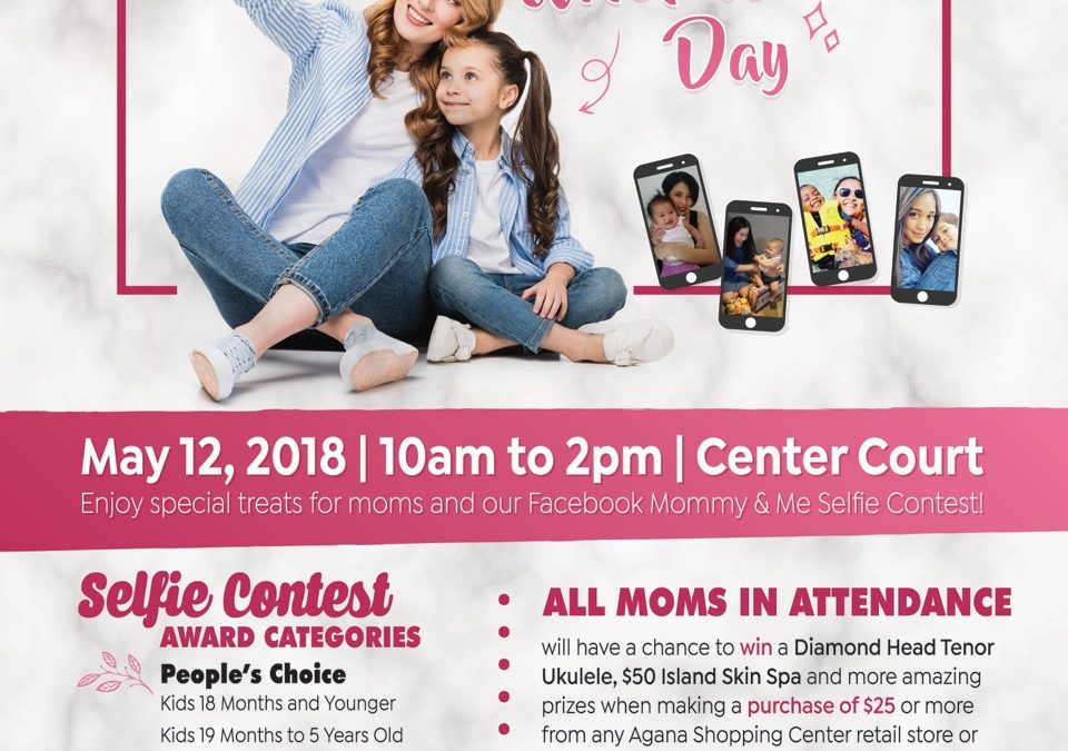 Mommy & Me Day | Mother's Day Weekend Sale