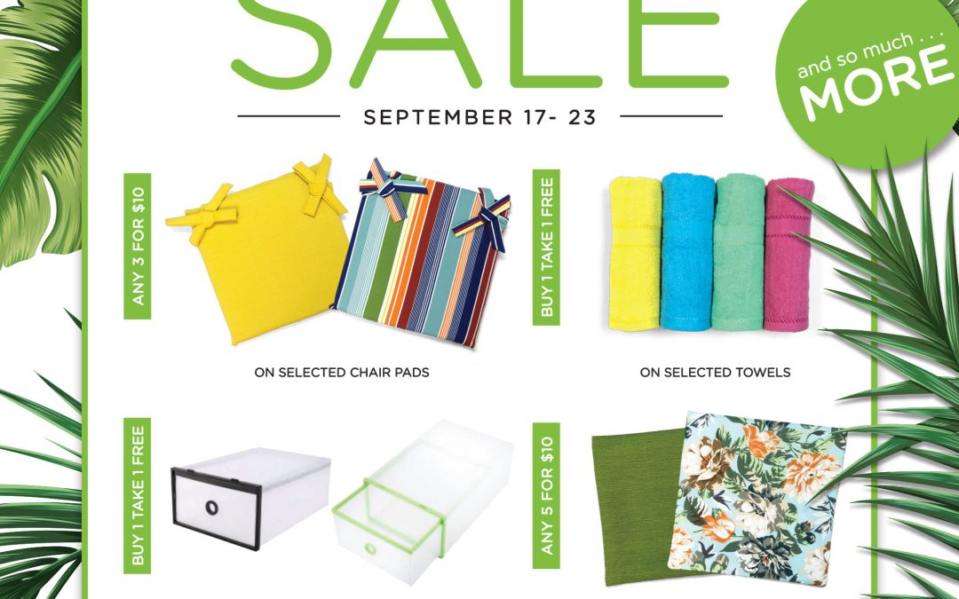 SM Island – Island Home Fair Sale