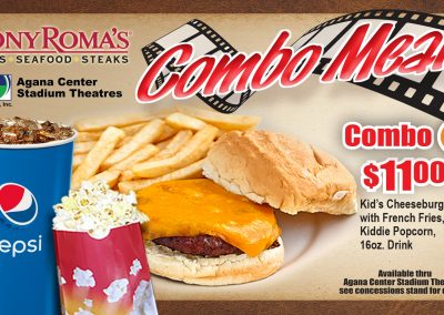 Combo Meal A