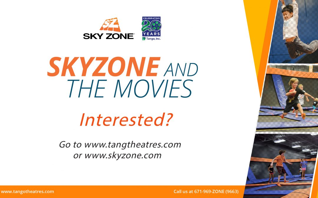 Skyzone and The Movies!
