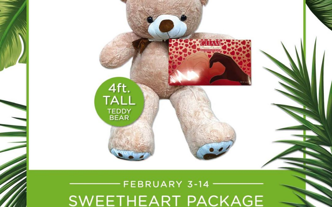 [ SM Island ] Sweetheart Package Giveaway