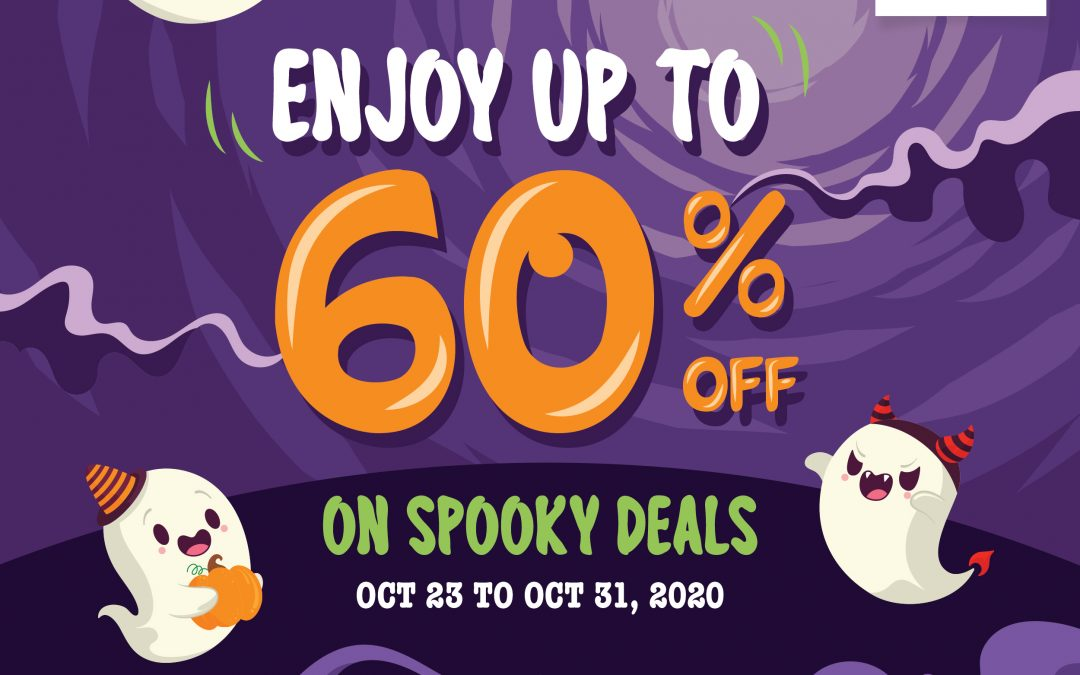 Spooky Deals